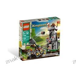 LEGO KINGDOMS 7948 - ATAK NA POSTERUNEK