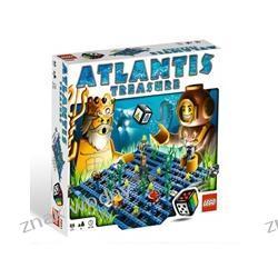 LEGO GRA 3851 - ATLANTIS TREASURE - INSTRUKCJA PL