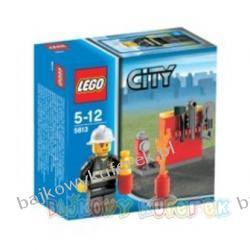 Lego City Straż Pożarna Sprawdź