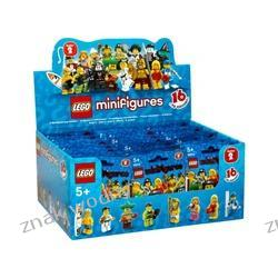 LEGO 8684 MINIFIGURKI SERIA 2 (16 rodzajów)