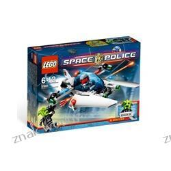 LEGO SPACE POLICE 5981 - Raid VPR