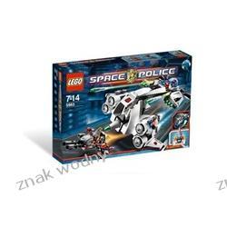 LEGO SPACE POLICE 5983 - Undercover Cruiser