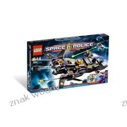 LEGO SPACE POLICE 5984 - Lunar Limo