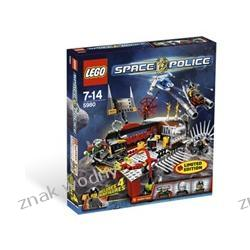 LEGO SPACE POLICE 5985 - Centrum Dowodzenia