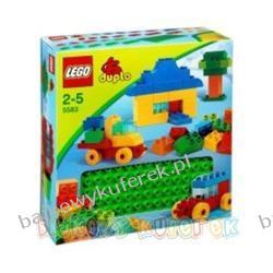 LEGO DUPLO 5583 - ZESTAW DO BUDOWANIA