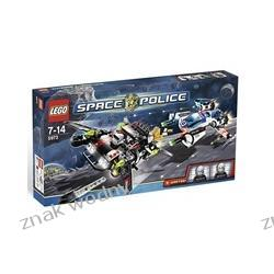 LEGO SPACE POLICE 5973 - HYPERSPEED PURSUIT