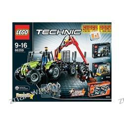 LEGO TECHNIC 66359 SUPER PACK 4 in 1