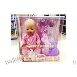 LALKA BABY BORN - MAGICZNE OCZY - ZAPF CREATION