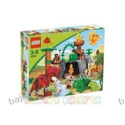 LEGO DUPLO 5598 - DOLINA DINOZAURÓW