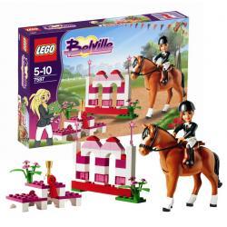 LEGO BELVILLE 7587 - SKOKI PRZEZ PRZESZKODY