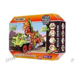 MEGA RIG ŁOWCA DINOZAURÓW MATCHBOX R4339