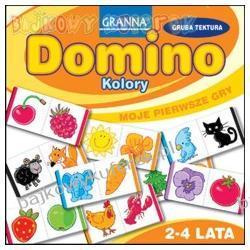 DOMINO - KOLORY firmy GRANNA