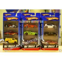 3 PACK HOT WHEELS 1:64