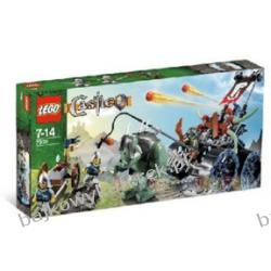 7038 LEGO CASTLE - WAGON SZTURMOWY TROLI