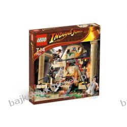 LEGO INDIANA JONES 7621 - ZAGINIONY GROBOWIEC