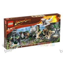 LEGO INDIANA JONES 7623 - UCIECZKA ZE ŚWIĄTYNI