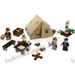 LEGO INDIANA JONES 7624 - POJEDYNEK W DŻUNGLI