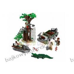 LEGO INDIANA JONES 7625 - OBŁAWA W RZECE
