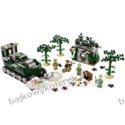 LEGO INDIANA JONES 7626 - MECHANICZNY RĘBACZ