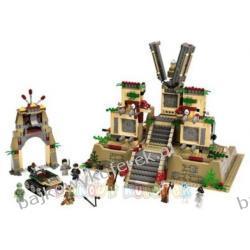 LEGO INDIANA JONES 7627 - ŚWIĄTYNIA CZASZKI