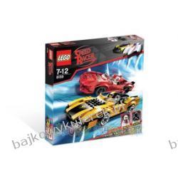 8159 LEGO RACERS - RACER X & TAEJO TOGOKHAN