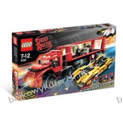 8160 LEGO RACERS - CRUNCHER BLOCK & RACER X