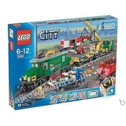 7898 - Zestaw z serii LEGO CITY - POCIĄG TOWAROWY