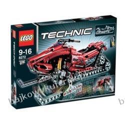 LEGO TECHNIC 8272 - SKUTER ŚNIEŻNY /ŚLIZGACZ