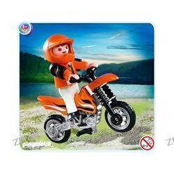 PLAYMOBIL 4698 Specials - DZIECIĘCY MOTOCROSS