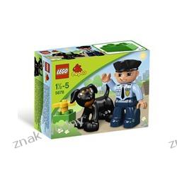 LEGO DUPLO 5678 - POLICJANT