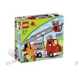LEGO DUPLO 5682 - WÓZ STRAŻACKI