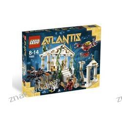 LEGO ATLANTIS 7985 - ATLANTYDA