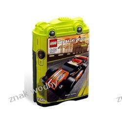 LEGO RACERS 8304 - DYMIĄCY PRZECINAK