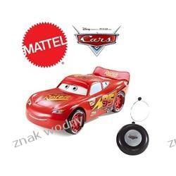ZYGZAK McQUEEN ZDALNIE STEROWANY firmy MATTEL  J9891