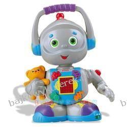UCZĄCY ROBOT TOBI od FISHER PRICE
