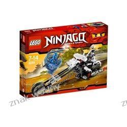LEGO NINJAGO 2259 - MOTOCYKL CZASZKI