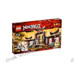 LEGO NINJAGO 2504 - SALA TRENINGOWA SPINJITZU