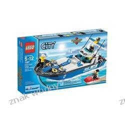 LEGO CITY 7287 - ŁÓDŹ POLICYJNA