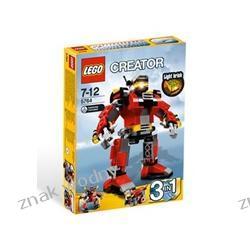 LEGO CREATOR 5764 - ROBOT RATUNKOWY