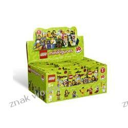 LEGO 8803 MINIFIGURKI SERIA 3 (16 rodzajów)