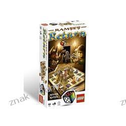 GRA LEGO 3855 - RAMSES RETURN INSTRUKCJA PL