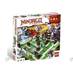 GRA LEGO 3856 - NINJAGO INSTRUKCJA PL