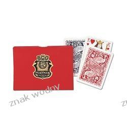 KARTY DO GRY KAWIARNIANE LUKSUSOWE firmy PIATNIK 2150