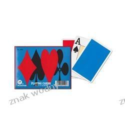 KARTY DO GRY PLAYING CARDS (niebieskie) firmy PIATNIK 2220