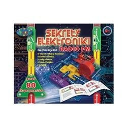 SEKRETY ELEKTRONIKI FM RADIO - PONAD 80 EKSPERYMENTÓW DROMADER