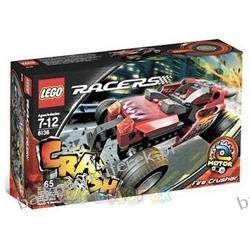8136 - LEGO RACERS - FIRE CRUSHER