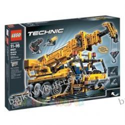 LEGO TECHNIC 8421 - OGROMNY DŹWIG - ŻURAW