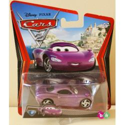 HOLLEY SHIFTWELL DISNEY PIXAR CARS 2 firmy MATTEL W1943