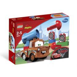 LEGO DUPLO CARS 5817 - AGENT ZŁOMEK
