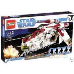 LEGO STAR WARS 7676 - REPUBLIC GUNSHIP